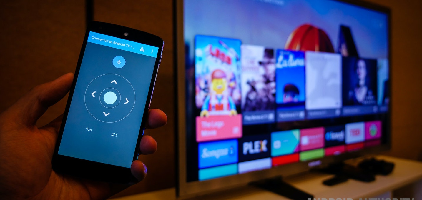 Android Tv First Look 1 Of 10