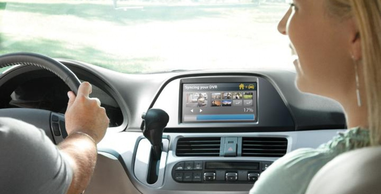 Intel Car Tech Appcarousel
