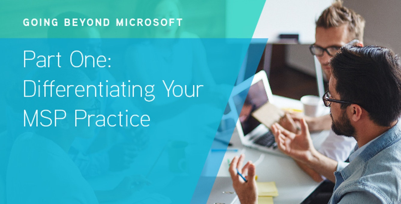 Going Beyond Microsoft Differentiation