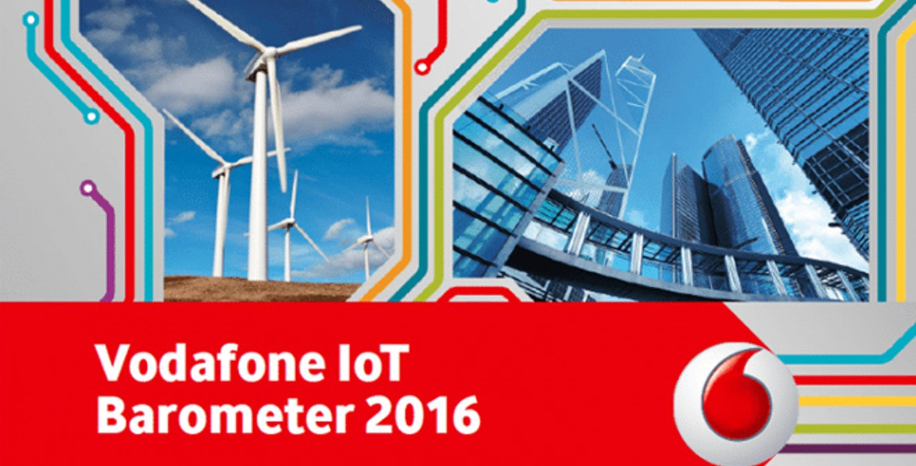 Vodafone Iot Barometer 2016