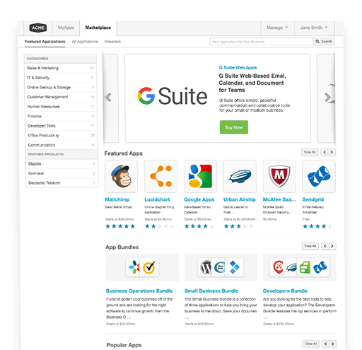 Solutions Resell Gsuite How It Works