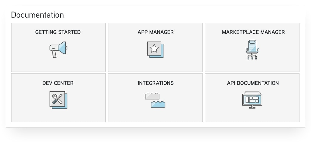 Enable Resources for System Integrators
